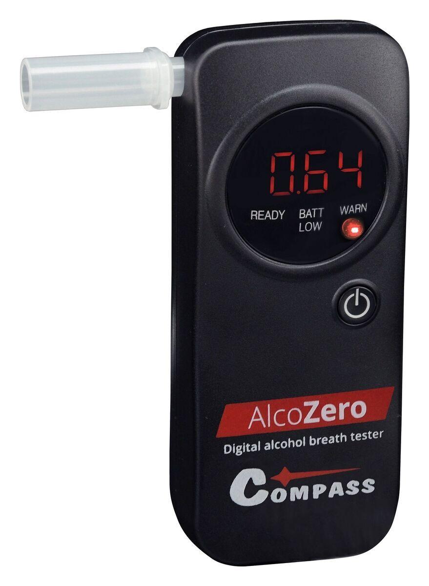 Alkohol tester AlcoZero, elektrochemický senzor - COMPASS