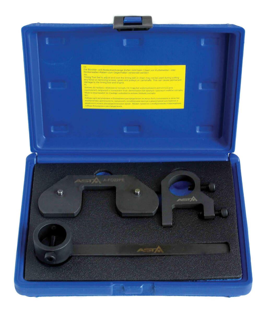 Aretace vyvažovacích hřídelí PSA, FORD, LAND ROVER, MITSUBISHI 2.2 DOHC, diesel - ASTA
