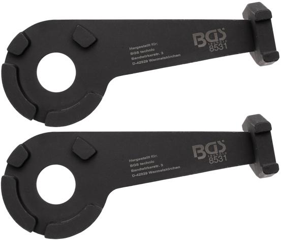 Aretační přípravek vačkové hřídele pro vozy VAG V8 4.2 - BGS 8531