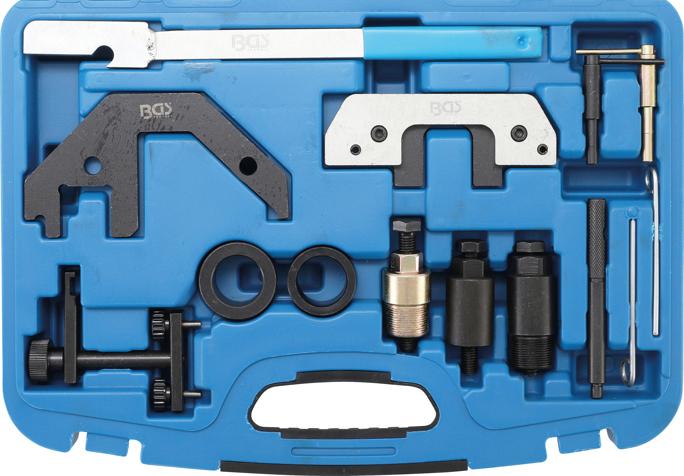Aretační přípravky vačkové hřídele pro vozy BMW 13 dílů - BGS 62616