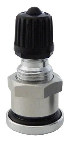Bezdušový ventil TR 2708 stříbrný, pro osobní auta - Ferdus 111.80