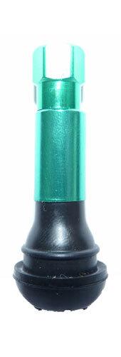 Bezdušový ventil TR 414 zelený, pro osobní auta - 1 kus - Ferdus 11.175
