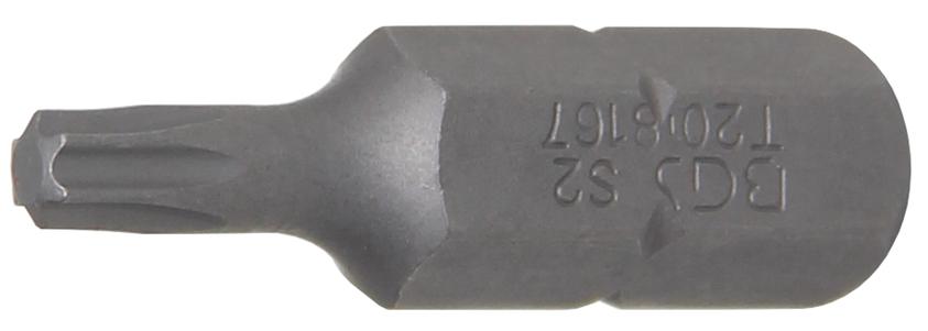 Bit 8mm torx T20x30mm - BGS 8167