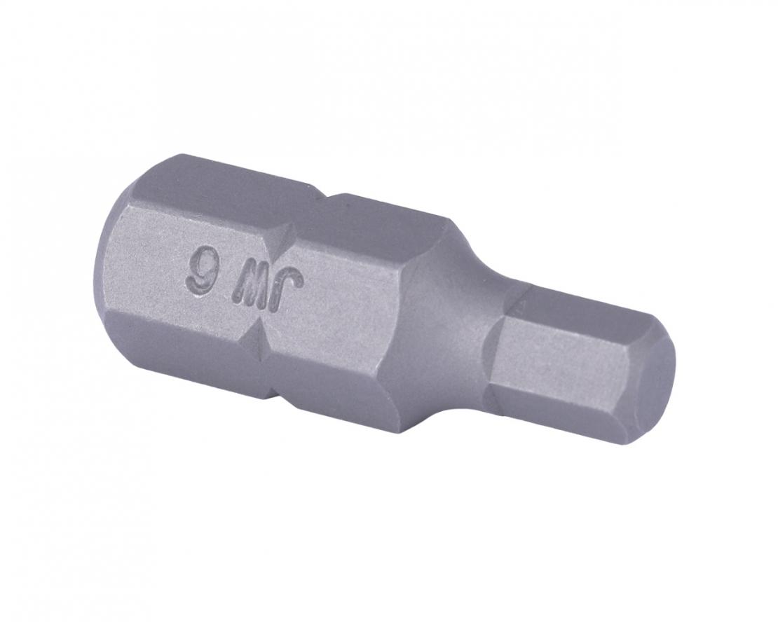 Bit Imbus, velikost H6, úchyt 10 mm, délka 30 mm - JONNESWAY D130H60
