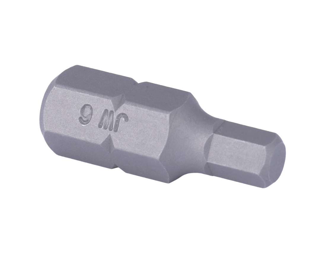 Bit Imbus, velikost H7, úchyt 10 mm, délka 30 mm - JONNESWAY D130H70