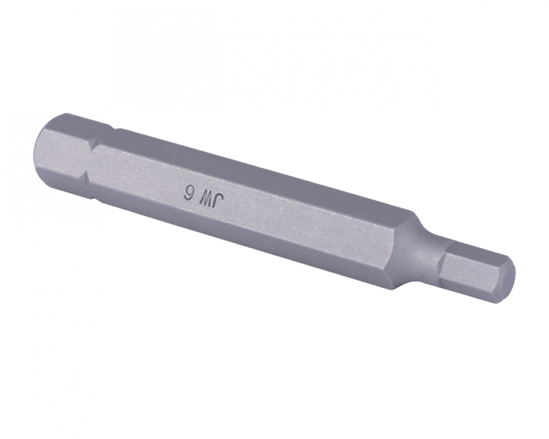 Bit Imbus, velikost H12, úchyt 10 mm, délka 75 mm - JONNESWAY D175H120