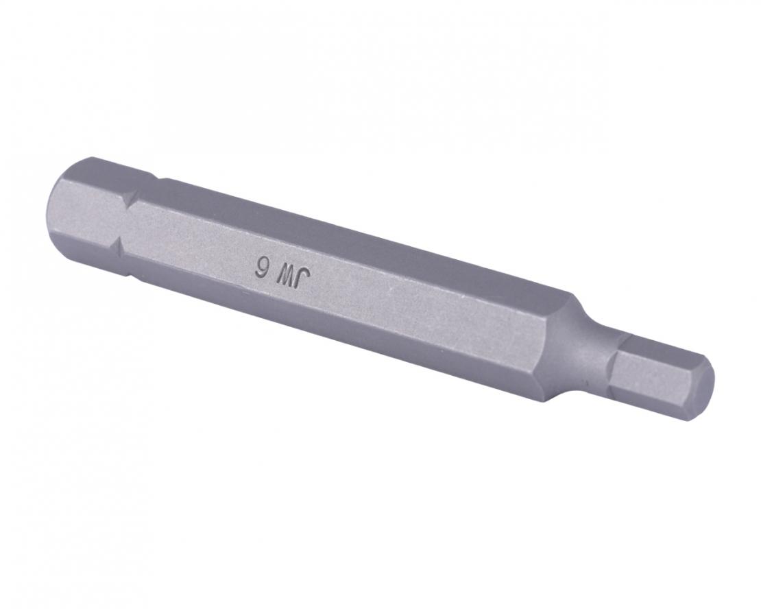 Bit Imbus, velikost H6, úchyt 10 mm, délka 75 mm - JONNESWAY D175H60