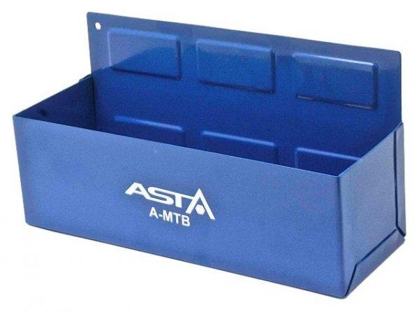 Box magnetický, plechový, nosnost 4 kg - ASTA