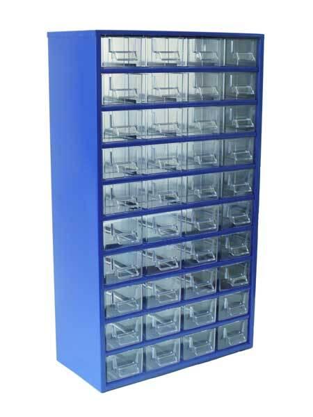 Box na nářadí 78xx – 40xD, modrá barva - Mars 7805M