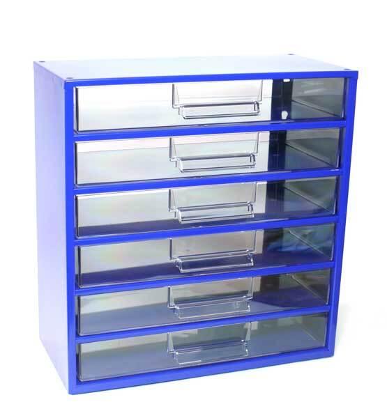 Box na nářadí 78xx – 6xI, modrá barva - Mars 7825M