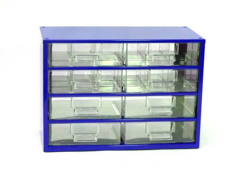 Box na nářadí 78xx - 8xG, modrá barva - MARS 7822M