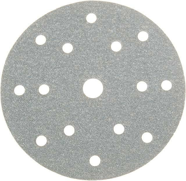 Brusný papírový kotouč - smirek P400, průměr 150 mm, balení 100 kusů