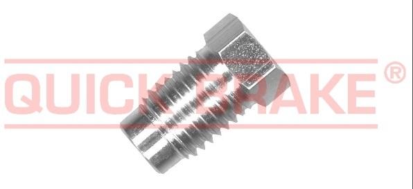 Brzdové šroubení, holendr M10x1.25, na brzdové vedení