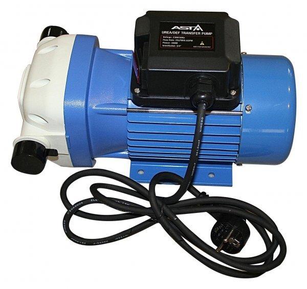 Čerpadlo na AdBlue, elektrické 230V, 25 litrů/min - ASTA