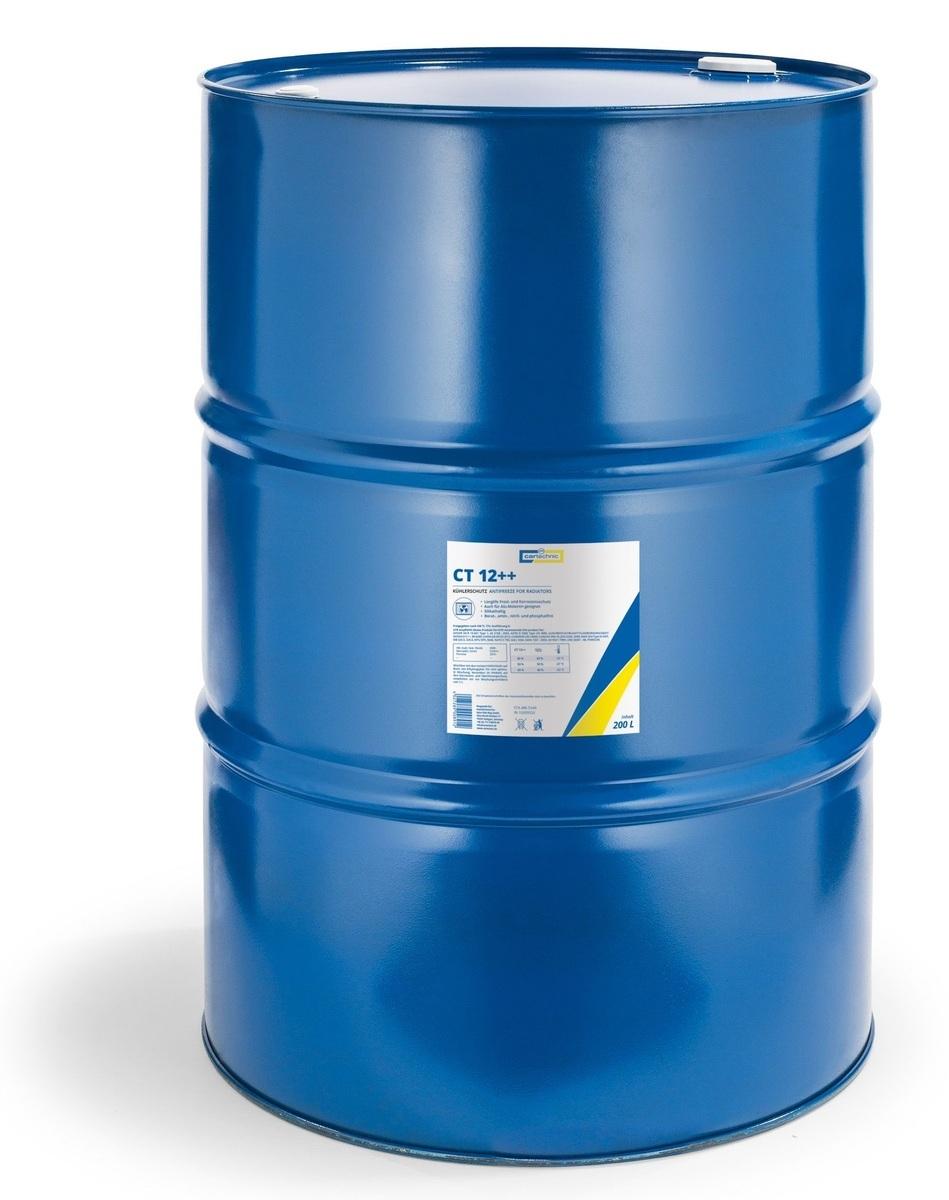 Chladicí kapalina - nemrznoucí směs CT 12 ++ fialová, 200 litrů - Cartechnic