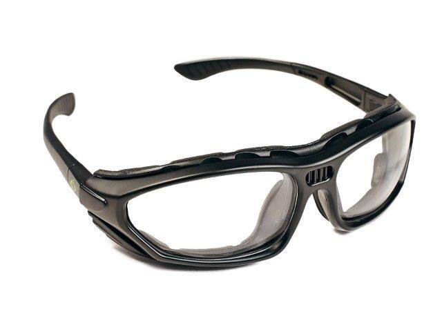 Ochranné bezpečnostní brýle, čirý zorník-CUSSAY 81