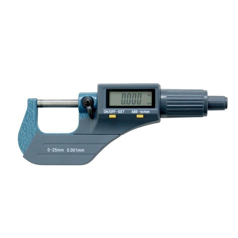 Digitální mikrometr, přesnost 0,001 mm - Q23025