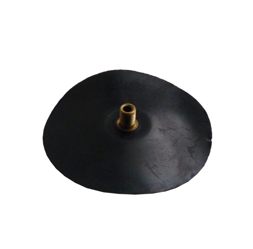 Dušový ventil s patkou V-3-08-3/80, průměr 80 mm, TRUCK - 1 kus - Ferdus 11.87