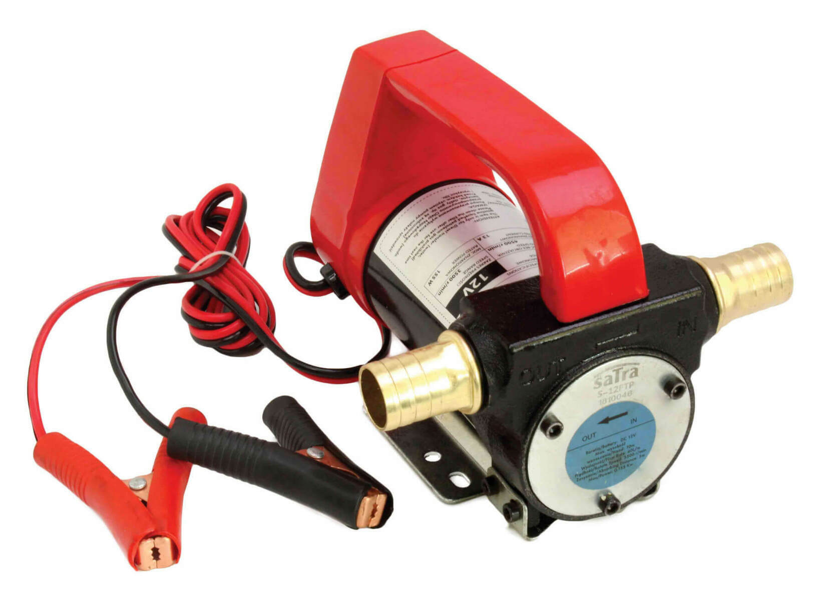 Čerpadlo elektrické na naftu 12V/155W - SATRA
