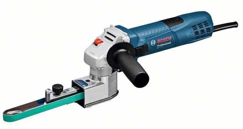 Elektrický pilník, pásová bruska Bosch GEF 7 E Professional - 06018A8000