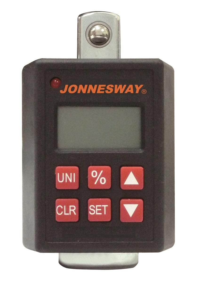 "Elektronický momentový adaptér 1/2"", 20 - 200 Nm - JONNESWAY T19200N"