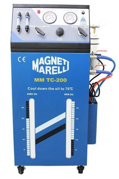 Přístroj pro výměnu oleje v automatických převodovkách TC-200