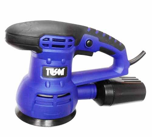 Excentrická bruska 430 W , průměr 125 mm, s odsáváním - TUSON 130053