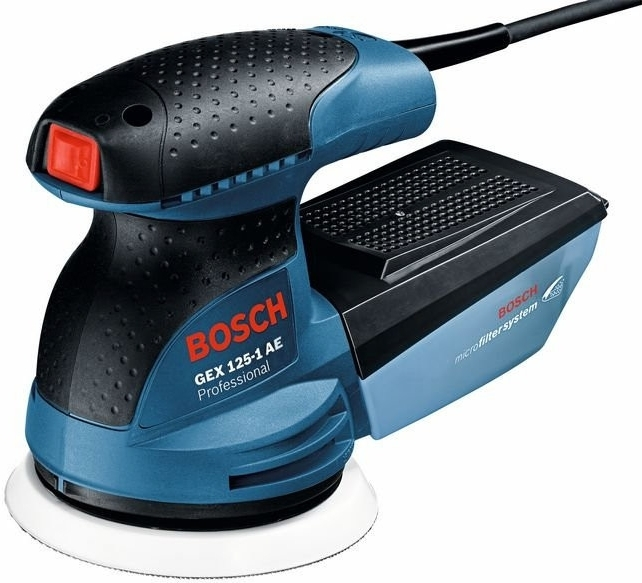 Excentrická bruska Bosch GEX 125-1 AE Professional - 0601387500