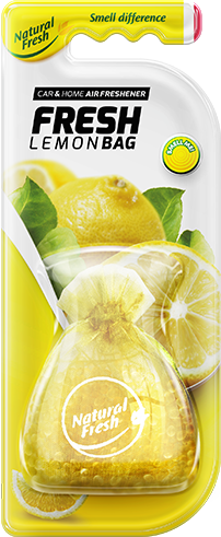 Vůně do auta Fresh BAG Lemon