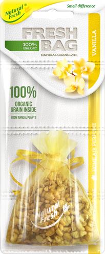 Vůně do auta Fresh BAG Organic Vanilla