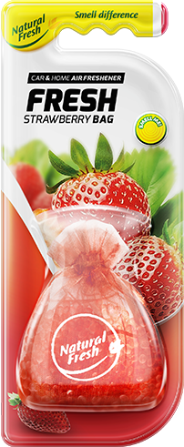 Vůně do auta Fresh BAG Strawberry