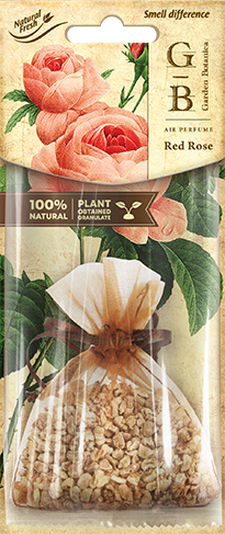 Vůně do auta Fresh BAG Garden Botanica Red Rose 15 g