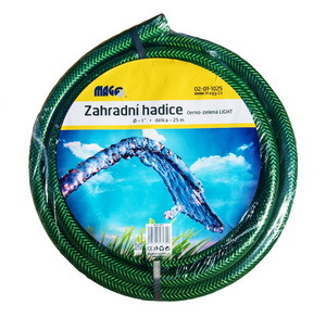 """Hadice zahradní na vodu PVC 1/2"""", délka 50 m"""
