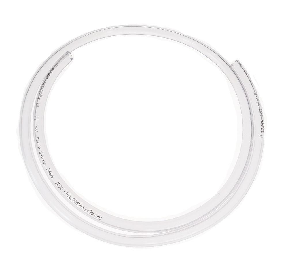 Hadička PVC průhledná, 6 x 10 mm, délka 100 cm