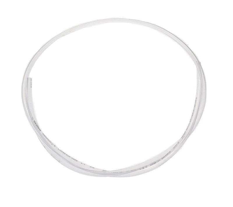 Hadička PVC průhledná, 4 x 6 mm, délka 100 cm