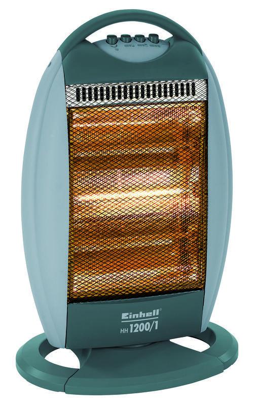 Halogenový zářič HH 1200/1, elektrický 1200 W - Einhell Heating