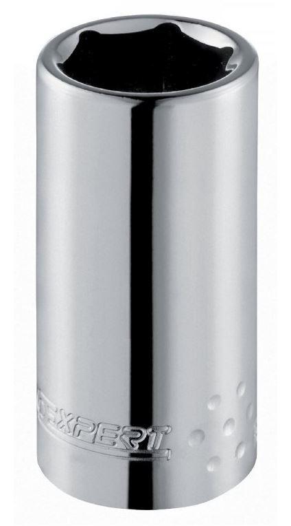 """Hlavice 6-hranná prodloužená Tona Expert 1/2"""" 10mm E032103T"""