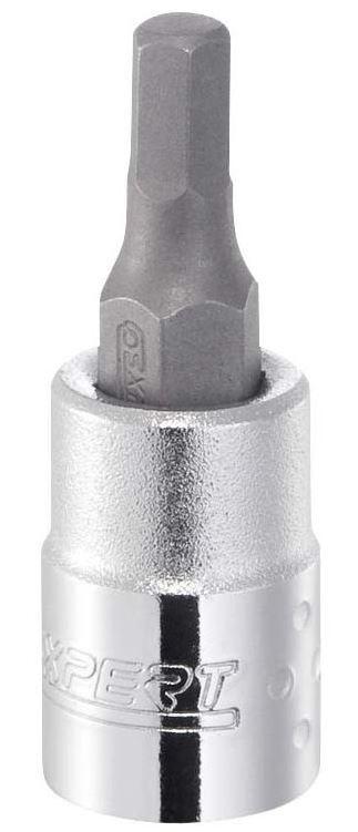 """Hlavice 1/4"""" zástrčná Imbus 2,5 mm, Tona Expert E030102T"""
