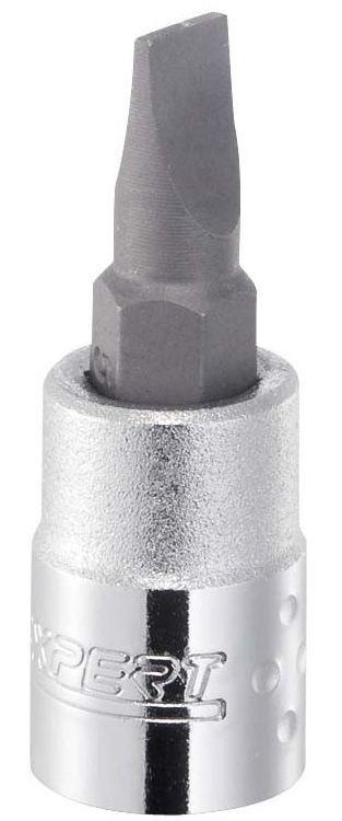 "Hlavice 1/4"" zástrčná plochá 5,5 mm Tona Expert E030110T"