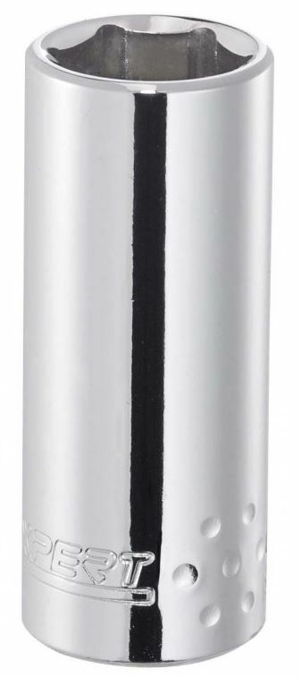 """Hlavice 3/8"""" prodloužená metrická 11mm Tona Expert E031506T"""