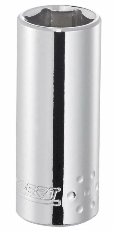"""Hlavice 3/8"""" prodloužená metrická 21mm Tona Expert E031501T"""