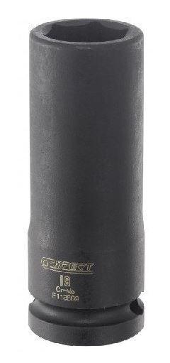 """Hlavice prodloužená 6-hranná průmyslová Tona Expert 1/2"""" 11mm E113599T"""