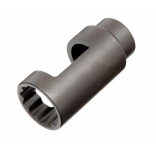 """Hlavice na demontáž vstřikovačů 1/2"""", 12hranná, rozměr 27 mm - QUATROS QS20323-27"""