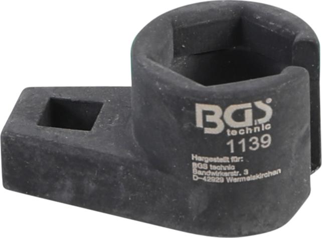 """Hlavice pro Lambda sondu 22 mm x 3/8"""" - BGS 1139"""