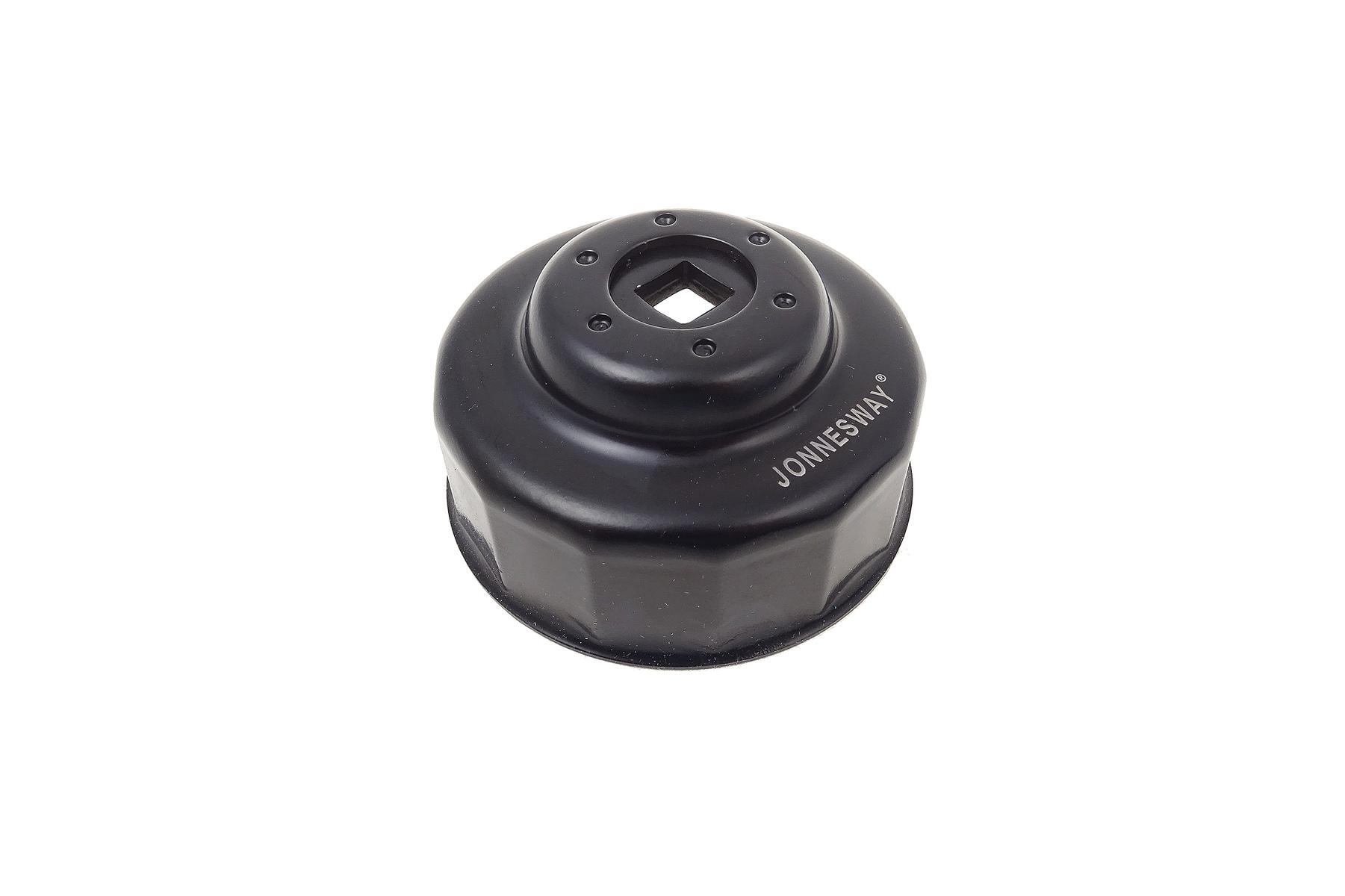 Hlavice napovolování olejových filtrů 65mm, 14hran, GM, TOYOTA - JONNESWAY HC-65/14