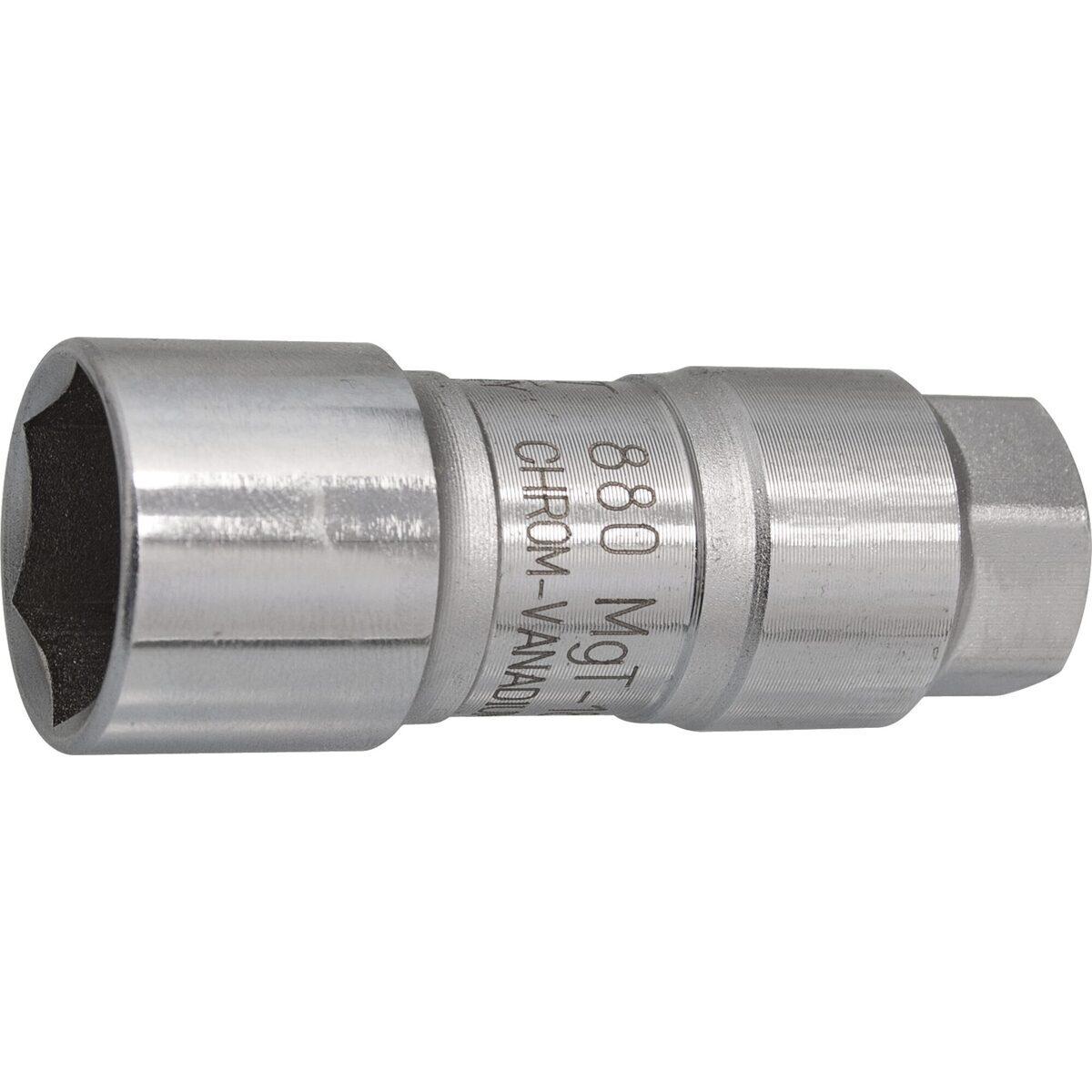 """Hlavice na zapalovací svíčky 3/8"""", 18 mm, s magnetem  - HAZET 880MGT-18"""