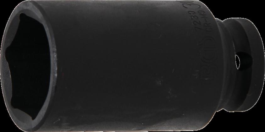 Hlavice nástrčná 1/2 30 - BGS 7230