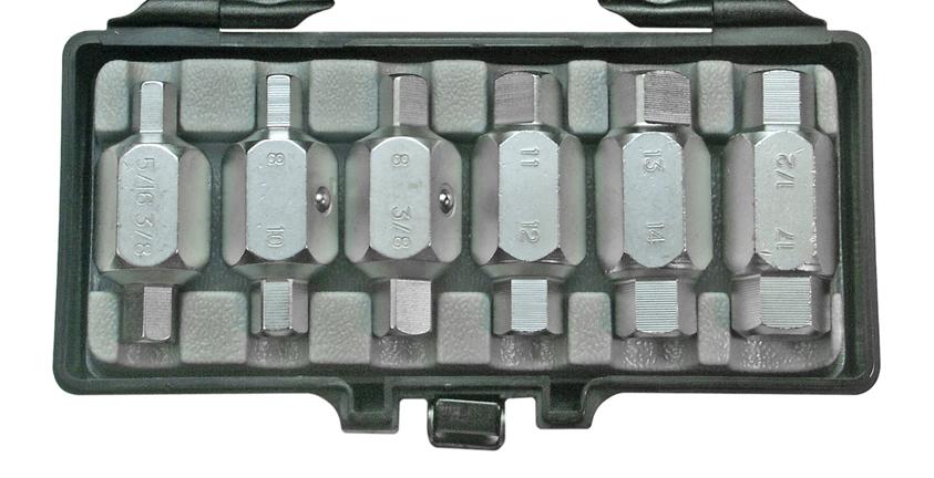 Hlavice zástrčné pro olejové výpusti - BGS 1015