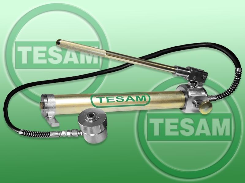 Hydraulická pumpa 20 tun a pístnice - TESAM TS880