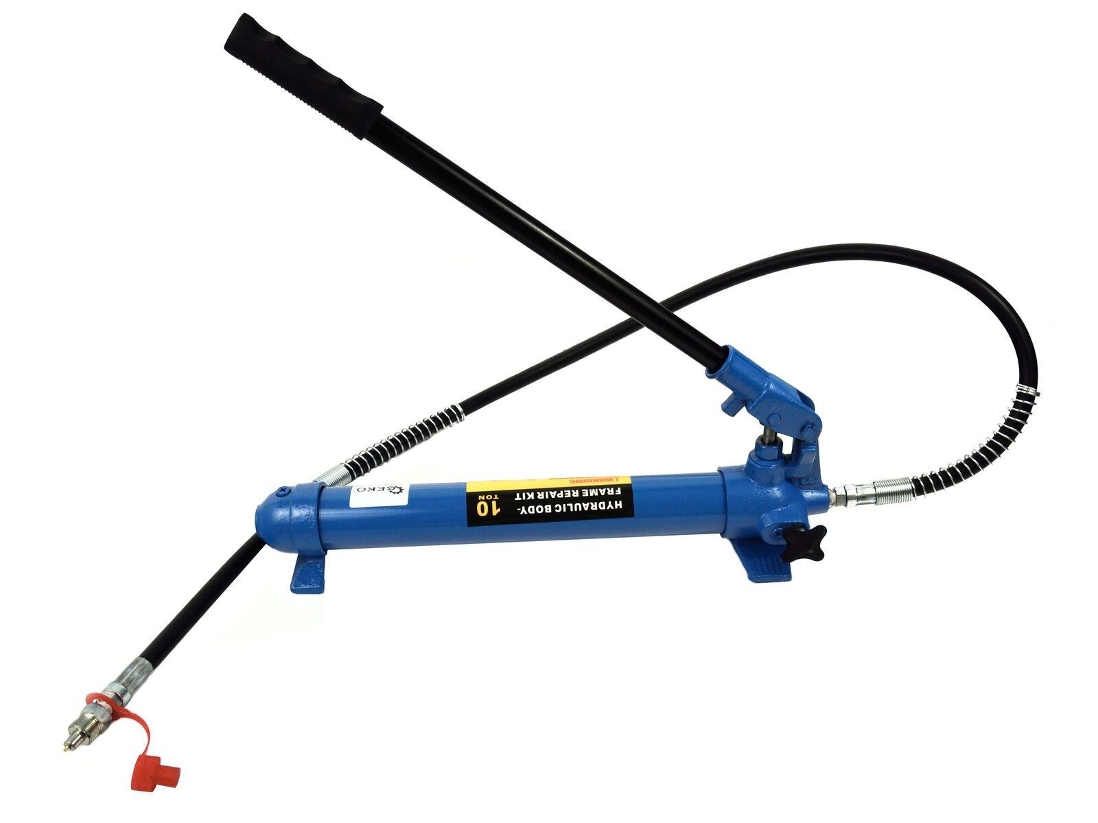 Hydraulická pumpa ruční, 10 t, pro hydraulický roztahovák